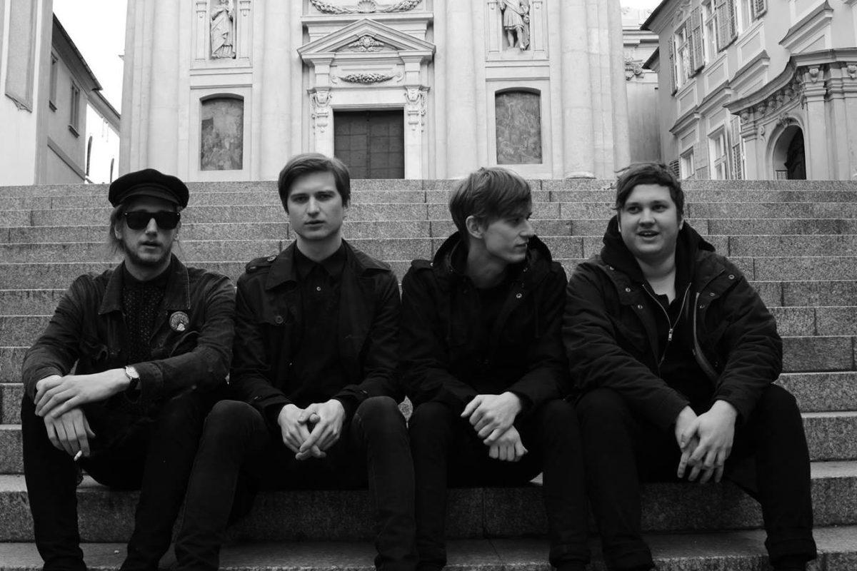 Die Grazer LifeLovesYou Band Karma Klub mit Indie Rock