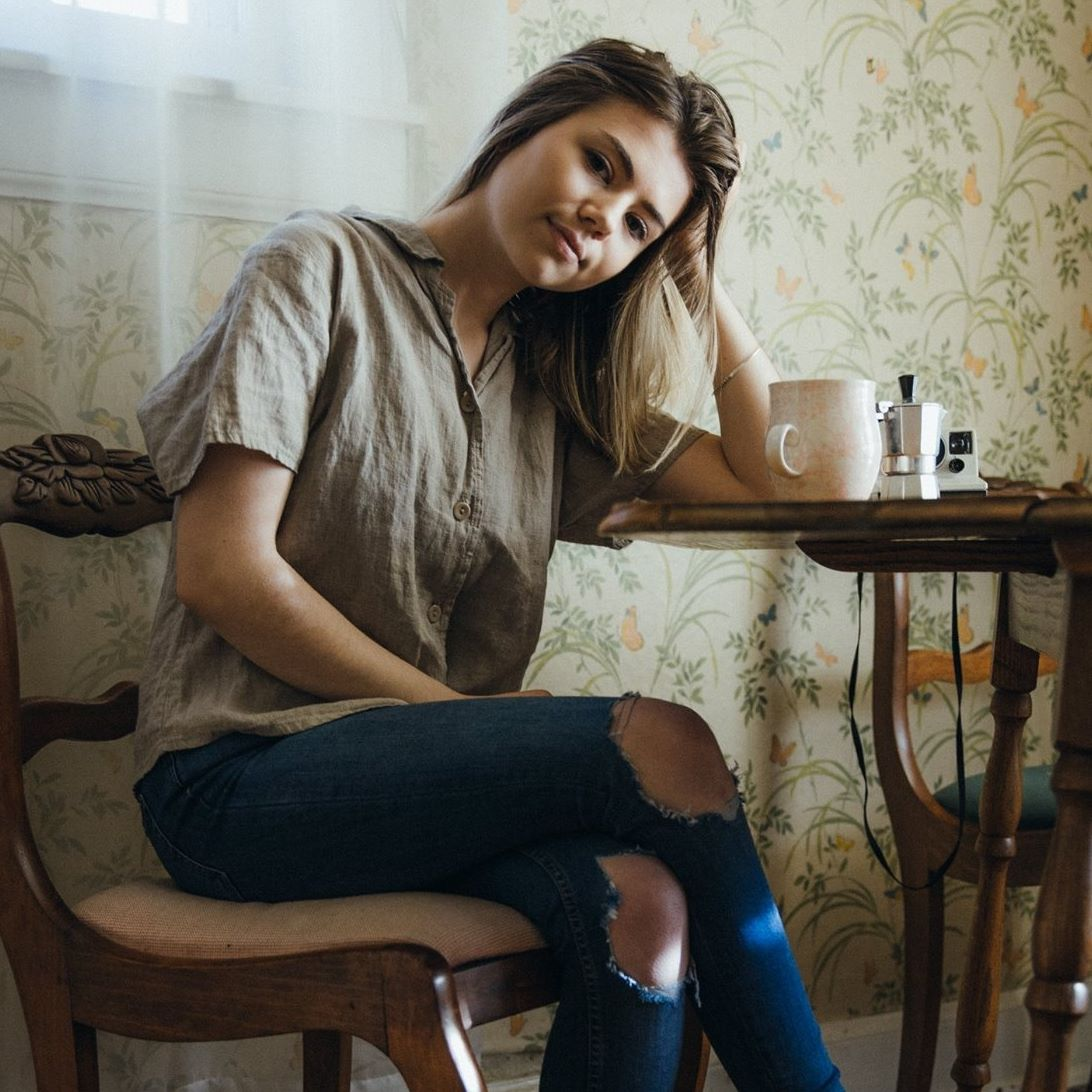 Hayley Reardon live in Graz beim Platoo Montag