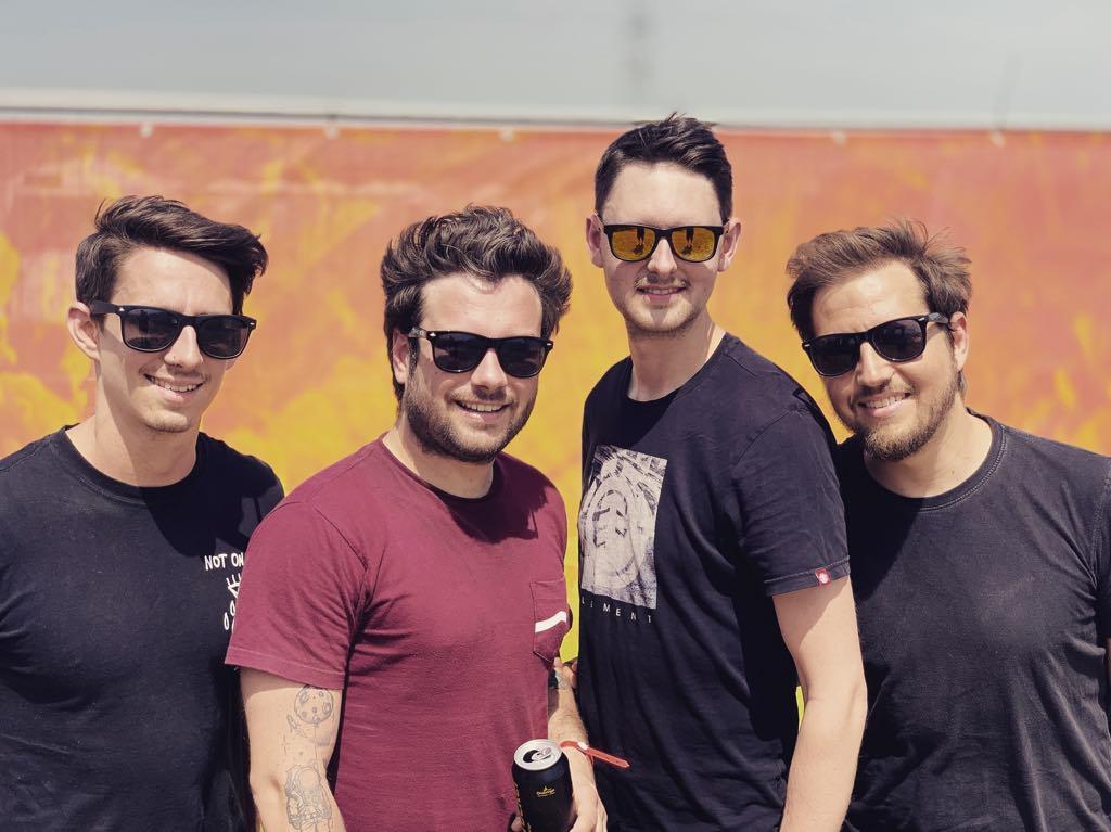 FYN Band Foto